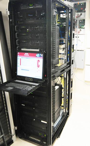 thankq server room
